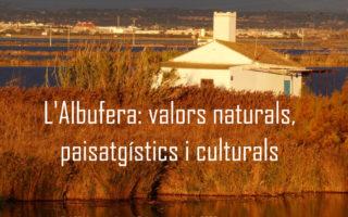 Primer curso que promueve el conocimiento del parque natural de la Devesa-Albufera