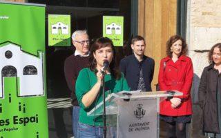 Ribes Espai Universitat Popular celebra con el vecindario su fiesta de apertura al barrio #GaleriaFotos