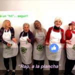 Les #DonesUP presenten la campanya audiovisual 'Ecocinear' d'alimentació sostenible