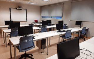 La Universitat Popular suspende las clases hasta el 8 de febrero pero el proceso de matrícula continúa