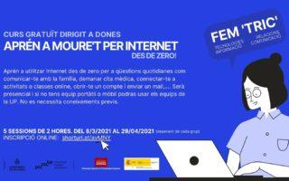 Novedad! Cursos gratuitos para mujeres para usar internet desde cero