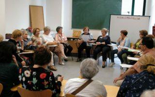 Novetat! | Nous cursos de Coordenades sobre memòria, punt de ganxo, reciclatge, llengua de signes i cultura de barri