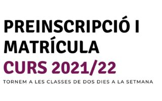 La Universitat Popular de València abrirá la preinscripción para el curso 21/22 del 6 al 19 de septiembre