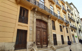 Las oficinas centrales de #UPValència se trasladan a la calle Micalet