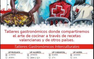 Tallers interculturals de balls i gastronomia en col·laboració amb Cruz Roja