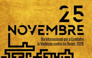 25N: Dia Internacional per a combatre la violència contra les dones