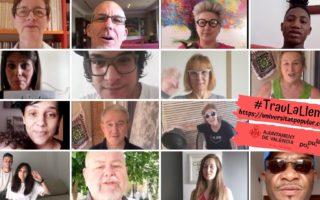 Participants de 'Español per a persones estrangeres' ens diuen #QuédateEnCasa en la seua llengua materna