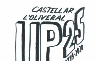 Empar Olmos gana el Concurso de logotipos del 25 aniversario de #UPCastellarOliveral