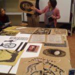 La ilustradora argentina Mariana Chiesa en UP Russafa