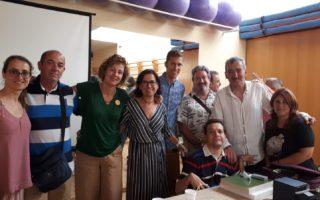 Arte con diversidad funcional en #UPRussafa con el artista F. Javier Planells